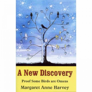 A NEW DISCOVERY - Proof Some Birds are Omens by Margaret Anne Harvey published by Arthur H Stockwell - Book Publisher - North Devon