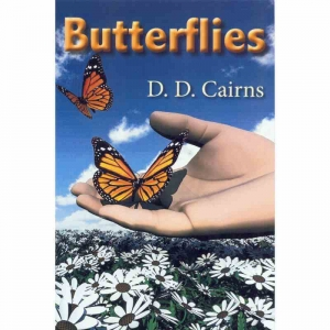 BUTTERFLIES by D D Cairns published by Arthur H Stockwell - Book Publisher - North Devon