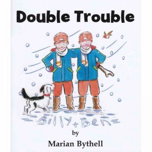 DOUBLE TROUBLE by Marian Bythell published by Arthur H Stockwell - Book Publisher - North Devon