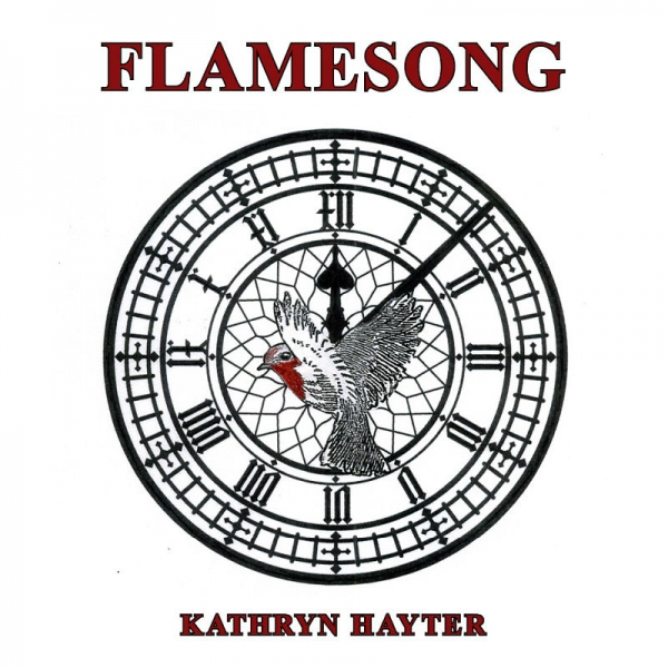 FLAMESONG by Kathryn Hayter published by Arthur H Stockwell - Book Publisher - North Devon