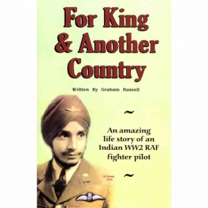 FOR KING AND ANOTHER COUNTRY by Graham Russell published by Arthur H Stockwell - Book Publisher - North Devon