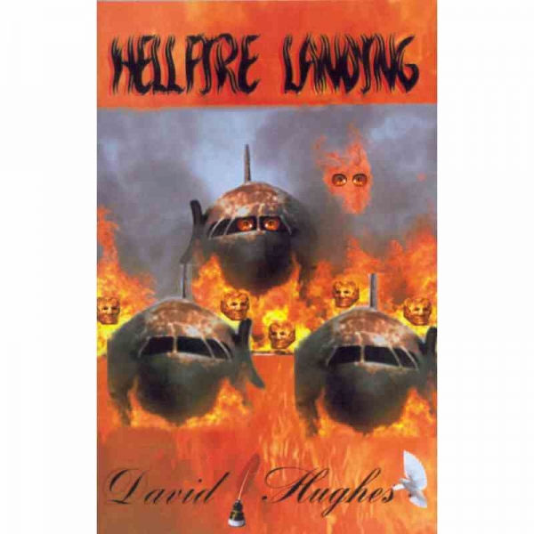HELLFIRE LANDING by David Hughes published by Arthur H Stockwell - Book Publisher - North Devon