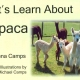 LET'S LEARN ABOUT ALPACA by Petrena Camps published by Arthur H Stockwell - Book Publisher - North Devon