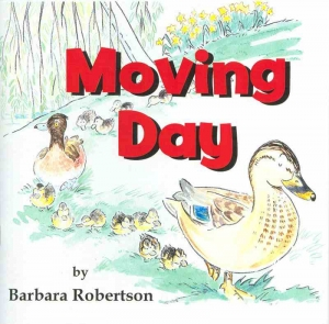 MOVING DAY by Barbara Robertson published by Arthur H Stockwell - Book Publisher - North Devon
