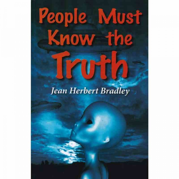 PEOPLE MUST KNOW THE TRUTH by Jean Herbert Bradley published by Arthur H Stockwell - Book Publisher - North Devon