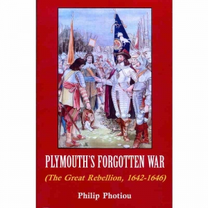 PLYMOUTH'S FORGOTTEN WAR by Philip Photiou published by Arthur H Stockwell - Book Publisher - North Devon