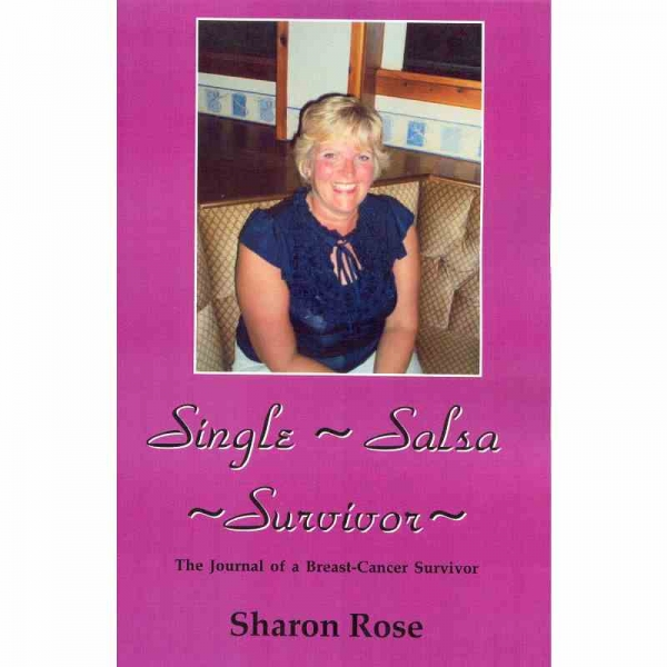 SINGLE SALSA SURVIVOR by Sharon Rose published by Arthur H Stockwell - Book Publisher - North Devon
