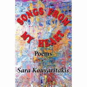 SONGS FROM MY HEART by Sara Kouvaritakis published by Arthur H Stockwell - Book Publisher - North Devon
