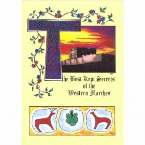 THE BEST KEPT SECRETS OF THE WESTERN MARCHES by H G Wills published by Arthur H Stockwell - Book Publisher - North Devon
