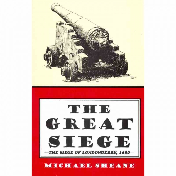 THE GREAT SIEGE by Michael Sheane published by Arthur H Stockwell - Book Publisher - North Devon
