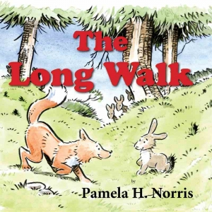 THE LONG WALK by Pamela H Norris published by Arthur H Stockwell - Book Publisher - North Devon