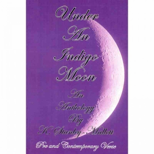 UNDER AN INDIGO MOON by K. Stanley-Mallett published by Arthur H Stockwell - Book Publisher - North Devon