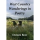 WEST COUNTRY WANDERINGS IN POETRY by Doreen Beer published by Arthur H Stockwell - Book Publisher - North Devon